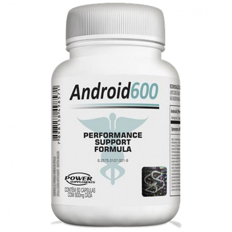 Android 600 (60caps) Power Supplements