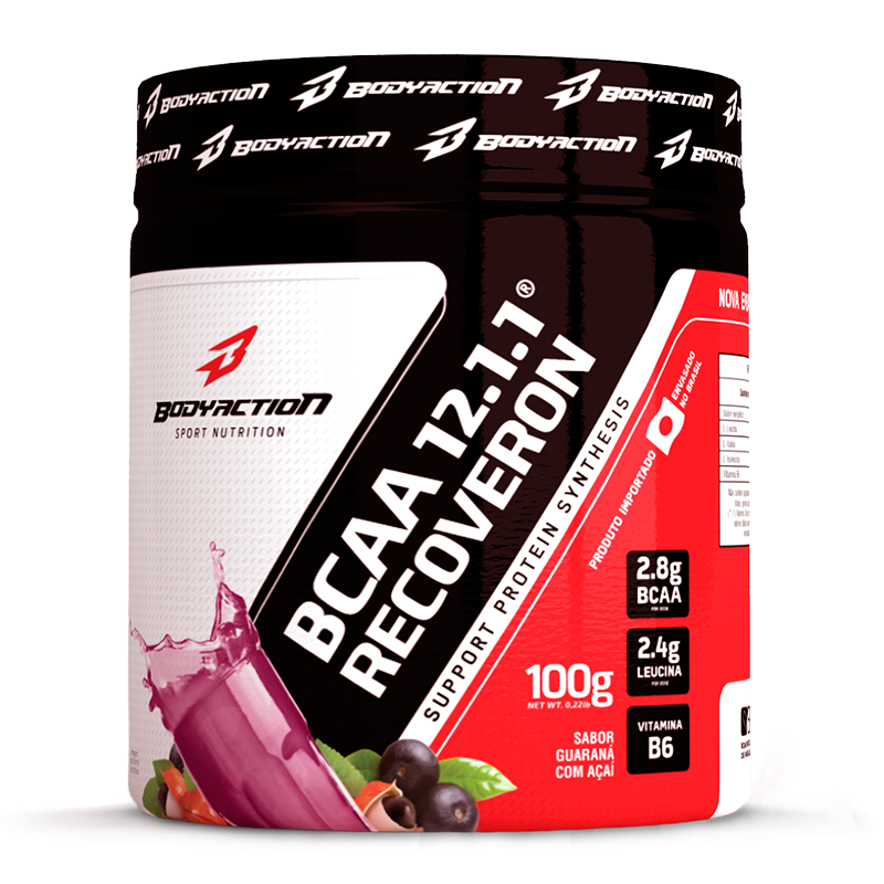 BCAA 12:1:1 Recoveron (100g) Body Action
