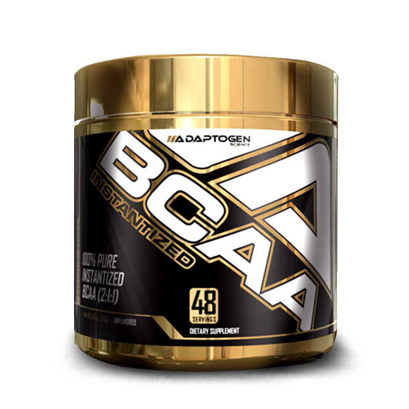 BCAA 1000mg (200caps) Adaptogen