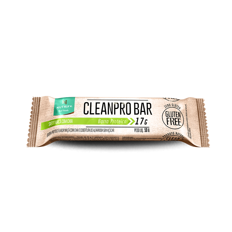 Cleanpro Bar (Unidade-50g) Nutrify