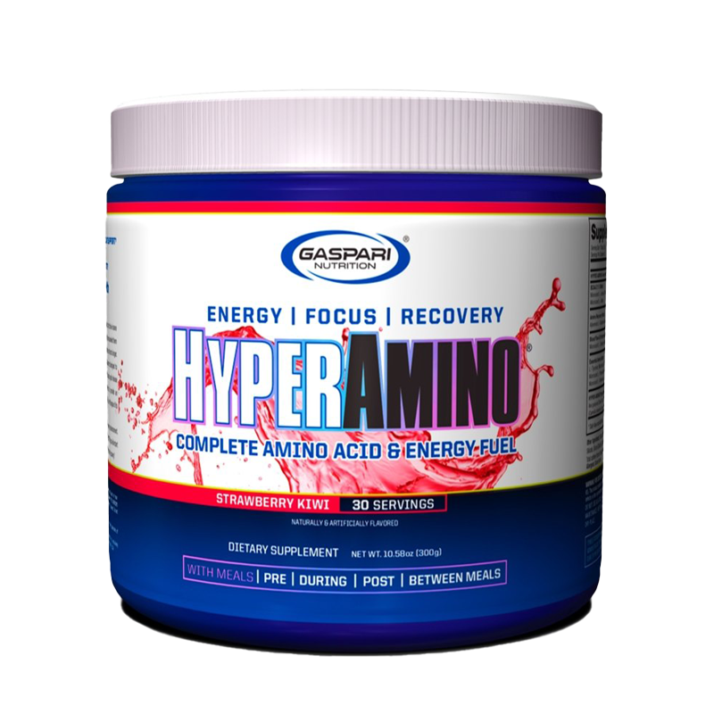 HyperAmino (300g) Gaspari-Strawberry Kiwi - 50% OFF