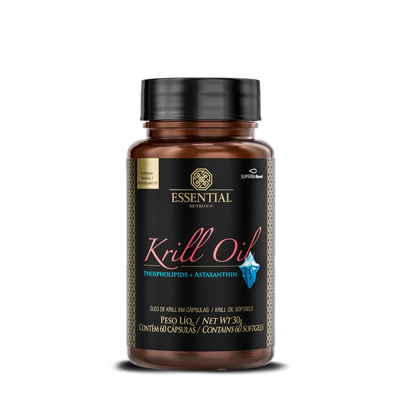 Krill Oil (60caps) Essential Nutrition
