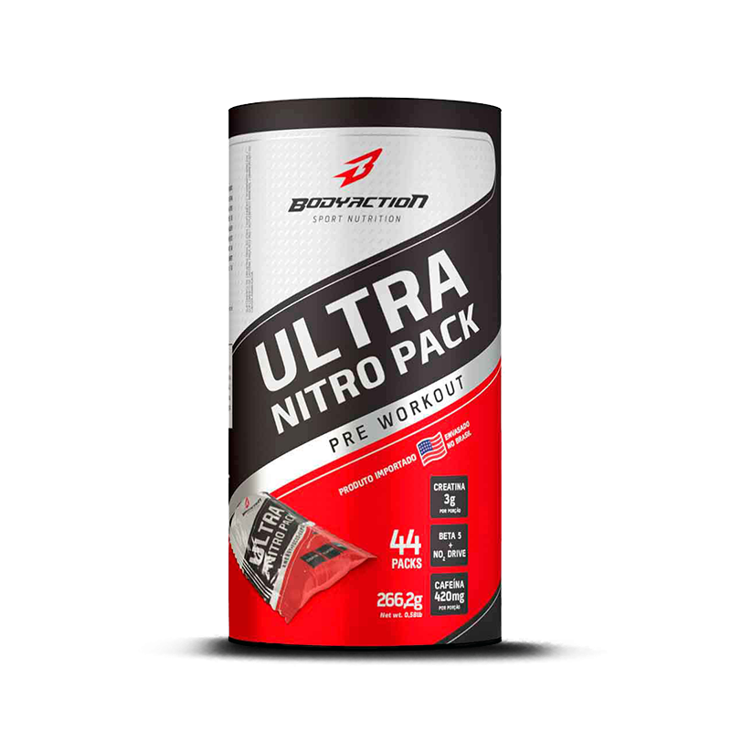 Ultra Nitro Pack (44packs) BodyAction