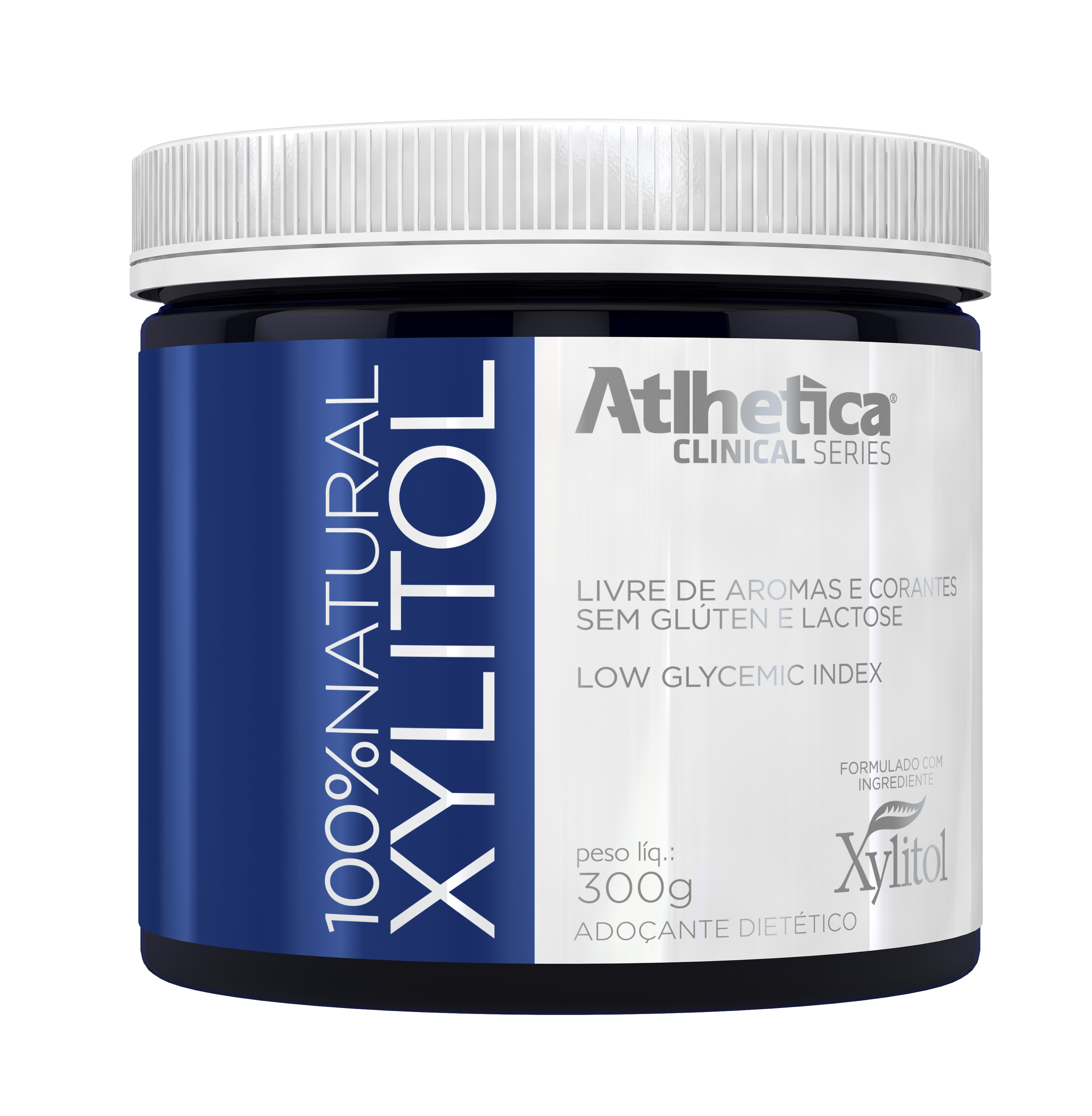 100% Natural Xylitol (300g) Atlhetica Nutrition
