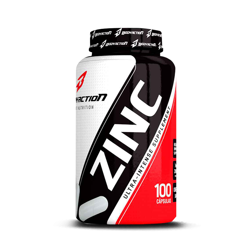 Zinc (100caps) BodyAction