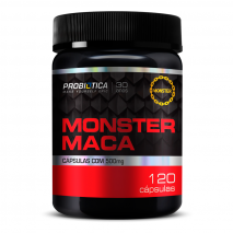 Monster Maca (120caps) Probiótica