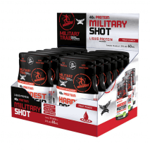 Hardest Protein Liquid (12x60ml) Military Trail - 40% OFF