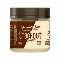 Snackout Vegan Chocolate Duo (180g) Snackout