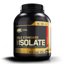 ccada5cbb 100% Whey Gold Isolate (2.91lbs 1320g) Optimum Nutrition