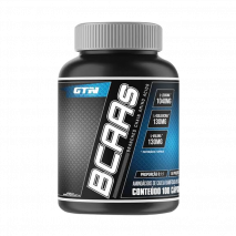 BCAAs 8:1:1 (100caps) GTN