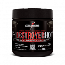 F-Destroyer Hot (200g) IntegralMédica