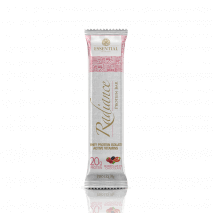 Radiance Protein Bar (Unidade-70g) Essential Nutrition-Berries + White Chocolate - 30% OFF