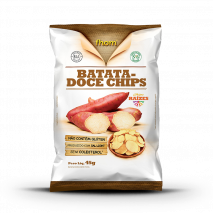 Chips de Batata Doce (45g) Fhom - 30% OFF