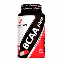 BCAA 2400 (200caps) BodyAction