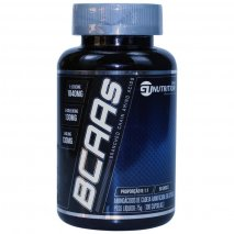 BCAAs 8:1:1 (100caps) GT Nutrition USA