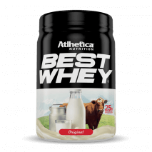 Best Whey Original (900g) Atlhetica Nutrition