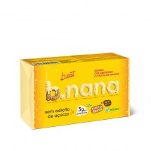 B.nana Amendoim com Chocolate Branco Pack 3 Unidades (35g) B-Eat