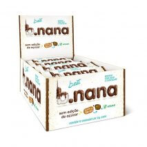 B.nana Coco com Chocolate Display (12x35g) B-Eat