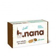 B.nana Coco com Chocolate Pack 3 Unidades (35g) B Eat