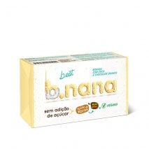 B.nana Coco com Chocolate Branco Pack 3 Unidades (35g) B Eat