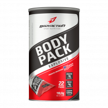 Body Pack Explosive (22packs) BodyAction
