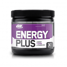 Energy Plus (0.3lb/150g) Optimum Nutrition