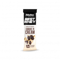 Best Whey Chocolate Proteico (Unidade-50g) Atlhetica Nutrition - 40% OFF