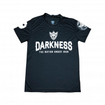 Camiseta Darkness The Nation Under Iron IntegralMedica