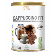 Cappuccino Fit (300g) Mix Nutri