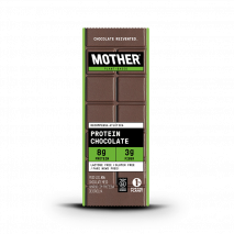 Barra de Chocolate Proteica (12unid-40g) Mother Nutrients