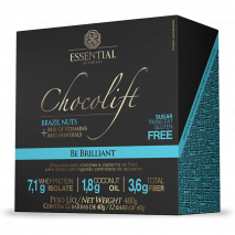 Chocolift Be Brilliant (12unid-40g) Essential Nutrition