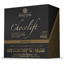 Chocolift Be Unique (12unid-40g) Essential Nutrition