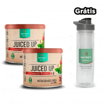 Juiced Up (2x200g) Nutrify + Water Bottle com Infusor Grátis
