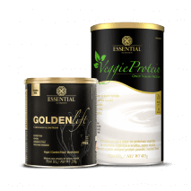 Golden Lift (210g) Essential Nutrition + Veggie Protein (450g) Essential Nutrition