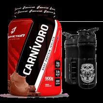 Carnívoro (900g) BodyAction + Coqueteleira Grátis