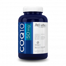 Coq10 50mg (90caps) Atlhetica Nutrition