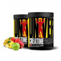Creatina Powder Sabor (2unid-200g) Universal Nutrition