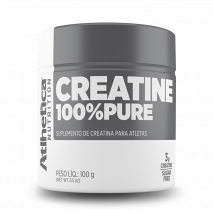Creatine 100% Pure (100g) Atlhetica Nutrition