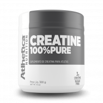 Creatine 100% Pure (300g) Atlhetica Nutrition