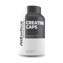 Creatine (120caps) Atlhetica Nutrition