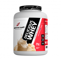 Delicious Whey (2000g) BodyAction