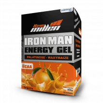 Iron Man Gel (10 sachês de 30g) New Millen