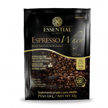Expresso Coffe Whey (Sachê-33g) Essential Nutrition