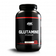 Glutamina (0.6lb/300g) Black Line Optimum Nutrition