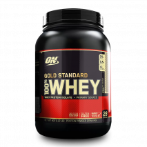 100% Whey Protein (1.9lb/900g) Optimum Nutrition-Chocolate Coconut