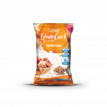Mix de Cereais Granocrock (Sachê de 30g) Snackout - 50% OFF