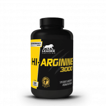 HI-Arginina 3000 (180caps) Leader Nutrition
