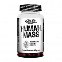 Human Mass (60caps) Power Supplements