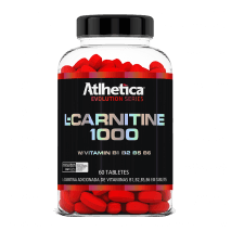 L-Carnitine 1000 (60tabs) Atlhetica Nutrition