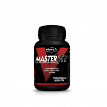 Master Vit (90caps) Power Supplements